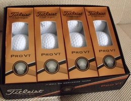 Wholesale brand new golf club accessary golf ball a dozen original package freeshipping