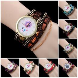 Women Dress Watches Quartz Watches Women Gold Geneva Ladies Dress Gold Bracelet Wristwatch Woven Bracelet Luxury Bracelets Watches