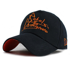 Wholesale Casquette snap Polo Hat Golf Baseball Embroidery peigné Snapback Hat pour les hommes et les femmes solides Aménagée Vintage Casual