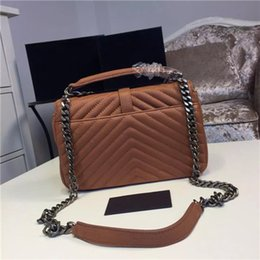 New style High quality Genuine leather women handbags Fashion Designer messenger bag lady famous luxury brand shoulder bags