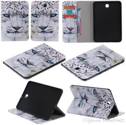 Wholesale The latest style For Samsung T230 inch case Book style PU Leather Protective Skin Cover With Card Holder Tablet Accessories