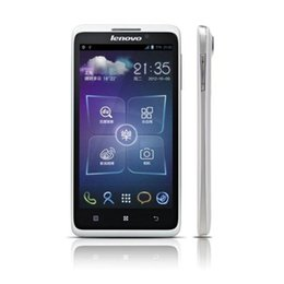 Wholesale Lenovo Lephone S890 with Android MTK6577 GB GB GHz G Smartphone MP Dual sim White Fast Ship From US