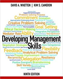 Wholesale Developing Management Skills th Edition Text books