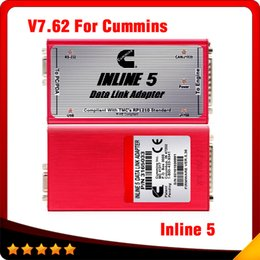 Wholesale 2016 Hot selling Professional for cummins Inline Insite Multi language Data Link Adapter For Diesel Engine
