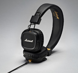 Wholesale New Arrival Marshall Major II nd Generation Headphones Noise Cancelling Headset Deep Bass Studio Monitor Rock DJ HiFi headphone