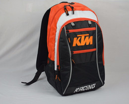 Wholesale Large KTM motorcycle racing saddle bag ktm hiking mountain backpack bag messenger bag shoulder water bags motorcycle knight tool chest bags