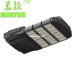 Wholesale 90W LED Street light Street lamp IP65 AC V DC127 V MEANWELL power Cree chips Color temperature Customizable ASA V0 V1