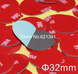 Wholesale pieces M mm Round Acrylic Foam Double Sided Tape Strong Adhesive Sheets