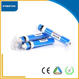 Wholesale 10 inch brakish water membrane gpd ro membrane cartridge for ro machine g g g