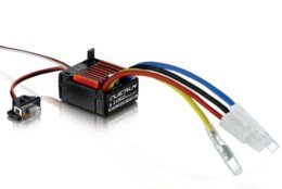 Wholesale HobbyWing QuicRun Brushed Speed Controller A ESC for Touring Car Buggy Truck Monster Truggy Rock Crawler Tank free shippi RTF