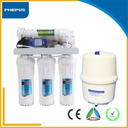 Wholesale Best Manufacturer Domestic Stages Ro Reverse Osmosis Water Filter Water Purifier System Comparison For Under Sink