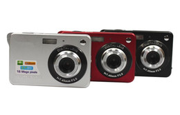 Wholesale 10x HD Digital Camera MP quot TFT X Zoom Smile Capture Anti shake Video Camcorder DC530 Alishow DV