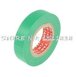 Wholesale Ft Long mm Width Green PVC Adhesive Electrical Insulation Tape
