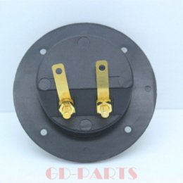 Wholesale 75mm HIFI Audio Speaker Cabinet Binding Post Board Terminal Box Connector Cup Gold plated Connectors