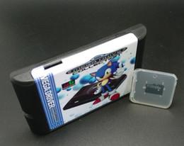 Wholesale Everdrive N8 China Version V1 with GB Rockman md Megaman super Earthbound Game Card Sega Mega Drive Genesis Megadrive Cartridge