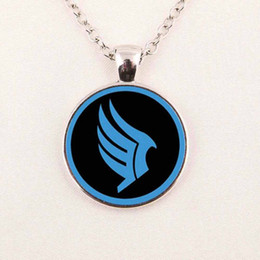 Wholesale Glass Dome Pendant For Jewelry Mass Effect Necklace N7 Pendant Jewelry Picture Necklace