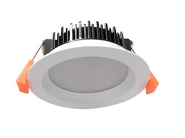 Wholesale white trim W IP44 dimmable led downlight with mm cutout K K K SMD5730 recessed