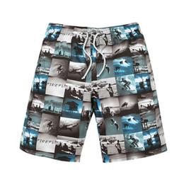 Wholesale Mens Beach Shorts Sports Casual Man Swim Shorts Surf Board Trunks Basketball Running Swimwear Swimsuit Men Quick Dry Shorts