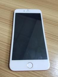 Wholesale 1 I7 GooPhone más inch teléfono móvil M G MTK6580 de cuatro núcleos puede mostrar falsos teléfono desbloqueado G G G LTE
