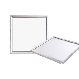 Argentina La luz del panel LED lampadka cuadrada 300x300mm 18W alto brillo interior del techo llevó la lámpara SMD5630 blanco / blanco cálido con conductor llevada impermeable cheap bright led ceiling lights Suministro