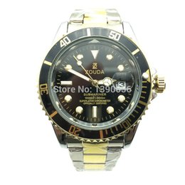 Wholesale watch men mens watches top brand luxury wristwatch gold quartz stainless fashion waterproof dive designer brand logo table