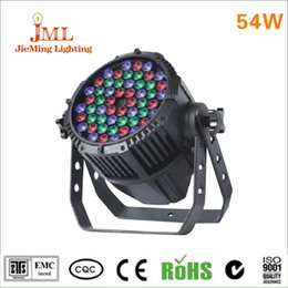 high power LED flood light 54w cold white color temperature flood light full color IP68 outdoor lighting