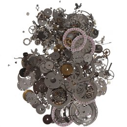 Wholesale The Best Quality g One Package Watch Scrap Different Parts DIY Materials Art Accessories Watch Repair Parts