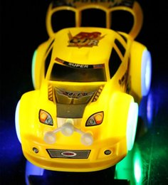 Cool Speed star universal toy car, light with music toy race car toys for children Specials