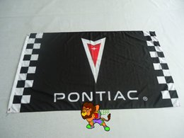 Pontiac racing Vertical Flag Indoor Outdoor Automotive Banner Flag 3X5,Pontiac racing Vertical Flag