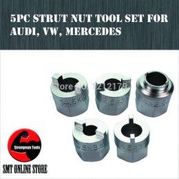 Wholesale Auto Repair Tools Suspension Strut Nut Socket tools For VW Audi Mercedes Benz W203 W209