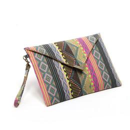 Descuento monederos de las señoras regalos Marca nueva bolsa de embrague feminina sobre de las mujeres monedero de los bolsos de asas de lona de las señoras de Embroided bolsa de regalo de las PC 2016 1