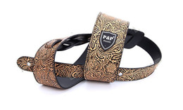 S22 acoustic electric guitar bass leather guitar strap Guitar Parts musical instruments accessories