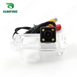 HD CCD Car Rear View Camera for Mitsubishi Pajero American version car Reverse Parking Camera Reversing Night Vision Waterproof KF-V1131