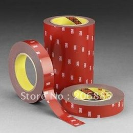 Wholesale M P Auto double sided adhesive foam acrylic tape mm M mm thickness grey color