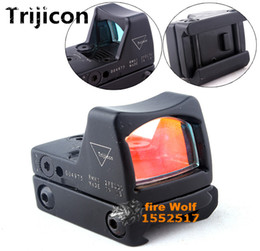 2016 Real New Arrival Rifle Dot Trijicon Rmr Dot Sight with Logo Hunting Shooting Tactical Free Shipping
