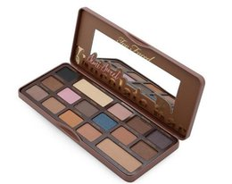 Wholesale Hot New Eyeshadow Palettes Makeup Too Faced Chocolate Bar Eyeshadow Palette The Second Generation Colors Eye shadow Quality Assurence