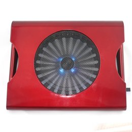 Wholesale laptop radiator zone audio speaker fan cooling base rack pad