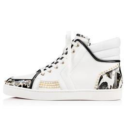La conception de chaussures de couleur à vendre-2016 Nouvelle conception Automne Hommes Chaussures Classic Boy Flats Sneakers Low High Top Skate Mode Décontracté Qualité supérieure Couleur blanche Livraison gratuite Taille 40-