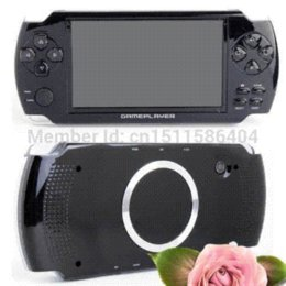 Wholesale 2014 Top Quality inch LCD Screen MP4 MP5 Players GB Games console Free Games E book FM Camera pc