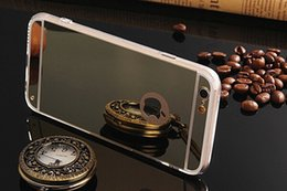 Case for Samsung s7 , s7 edge tpu soft Mirror Phone Case Cover for s7 ,s7 edge Cover by DHL