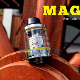 Wholesale Top selling At Factory Price Best Electronic Cigarette Top Refilling Two Post ML Coiltart Mage RTA tank coilart coils with Free Shippin