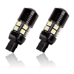 Wholesale T20 led fog driving lights White T25 CREE R5 SMD LED Light Bulbs