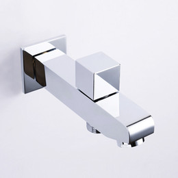 Wall Mounted Brass Free Shipping Bath & Shower Concealed Install Tub Spout Filler with Diverter Free Shipping
