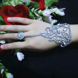 Wholesale New Fashion Cheap New Wedding dress wedding Bracelets crystal Bracelet bride Bridesmaid curved Vintage Wedding Dresses graduation party