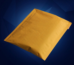 "Wholesale-Bubble Mailers Padded envelops bags kraft bubble mailers mailing envelops bag 8.7""X13.4""[220mmx300mm]50pcs Factory"