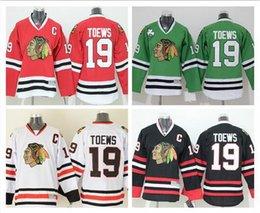 Wholesale Cheap sell Chicago Blackhawks Jerseys Jonathan Toews Ice Hockey Jersey Winter Classic Jerseys Accept mix order custom