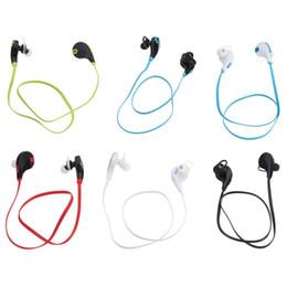 Wholesale Best Headphons Bluetooth Headset Earphone Sports Headphone HIFI Stereo Wireless Headset With microphone Multi point Handsfree