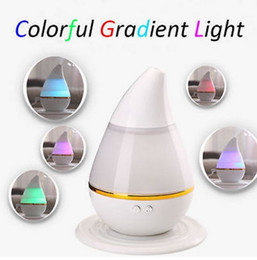 New Colorful Aroma Diffuser USB Humidifier Air Purifier Atomizer Essential Oil Diffuser Mist Maker Fogger aromatherapy diffuse DHL 40pcs