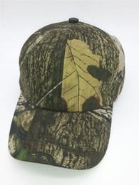 Descuento sombreros de camuflaje Al aire libre de algodón de camuflaje clásico Caza Pesca del sombrero del casquillo