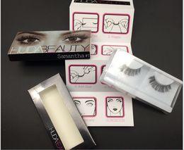 Wholesale Huda Beauty False Eyelashes Eyelash Extensions handmade Fake Lashes Voluminous Fake Eyelashes For Eye Lashes Makeup